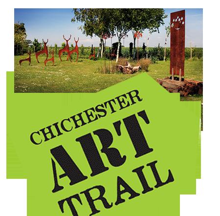 CHichester Art Trail, Garden Art and Sculpture