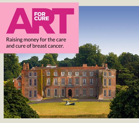 Garden Art and Sculpture will be exhibiting at Art for Cure