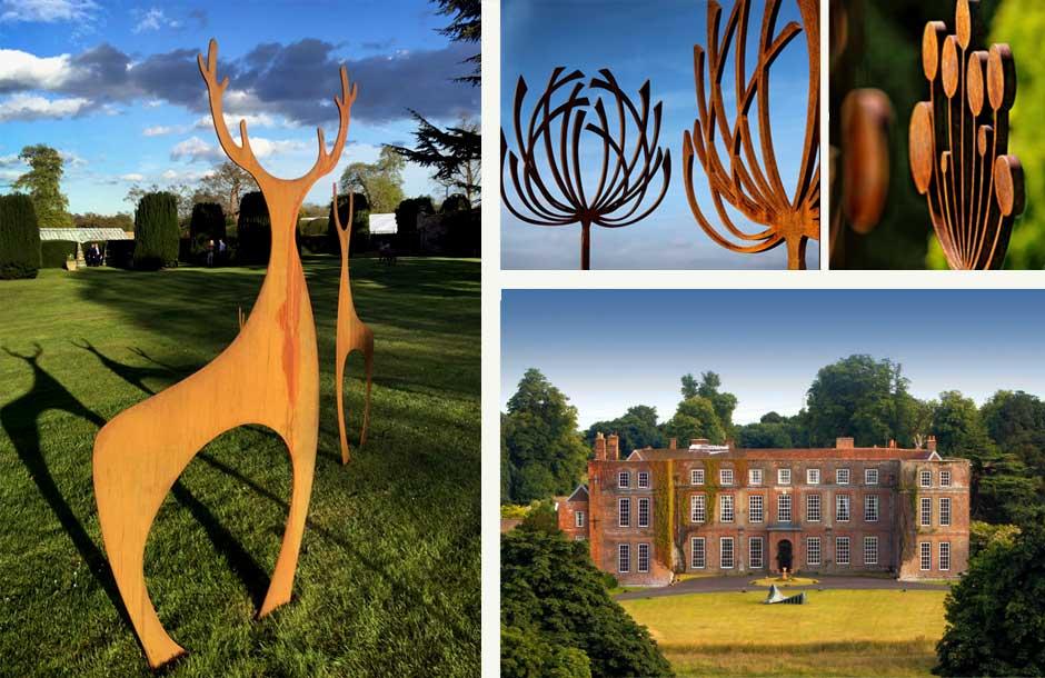 Art for Cure garden art and sculpture