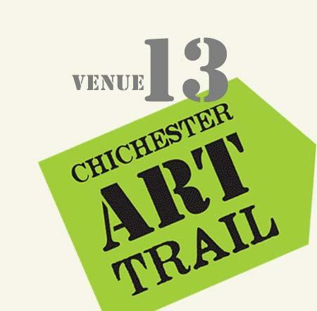 Garden Art and Sculpture on the Chichester Art Trail