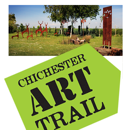 CHichester Art Trail, Garden Art and Sculpture