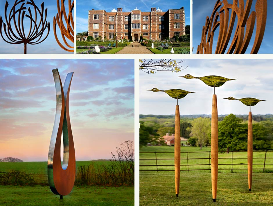 garden art and sculpture exhibiting sculpture at doddington